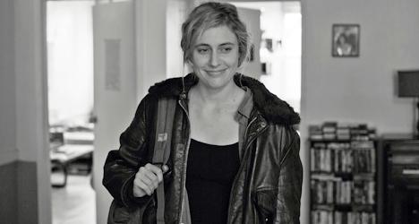 Greta Gerwig – Frances Ha