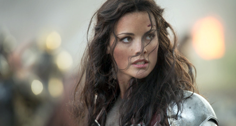 Jaimie Alexander – Thor: The Dark World