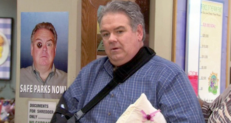 Jim O'Heir – Parks and Recreation (TV)