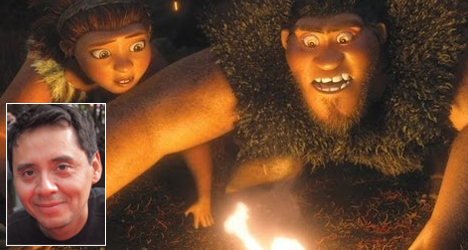 Louis Flores – The Croods