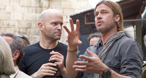 Marc Forster – World War Z