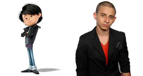 Moises Arias – Despicable Me 2