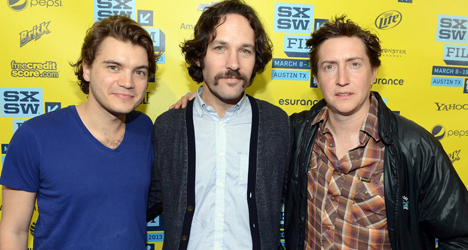 David Gordon Green, Paul Rudd & Emile Hirsch – Prince Avalanche