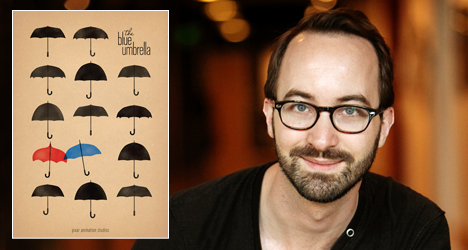Saschka Unseld – The Blue Umbrella (short)