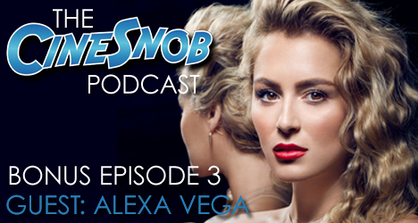 Alexa Vega – The Remaining (Podcast Int.)