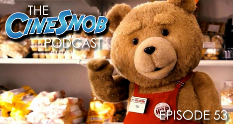 Ep. 53 – Ted 2, there's a new Spider-Man in town, RIP James Horner, and a look ahead to our next Alamo Drafthouse screening