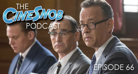 Ep. 66 – Bridge of Spies, Beasts of No Nation, Manson Family Vacation, Crimson Peak, Goosebumps, bonus episode recaps, our Tucker & Dale screening at Drafthouse, and Christopher Nolan talks more pretentious nonsense about shooting on film