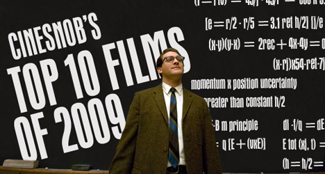 CineSnob's Top 10 Films of 2009