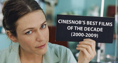 CineSnob's Best Films of the Decade (2000-2009)