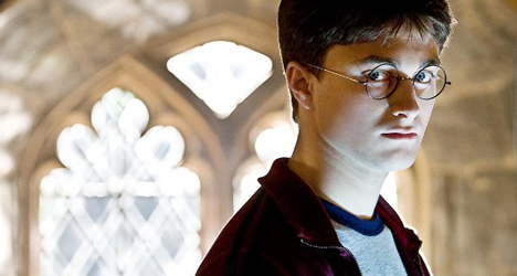 Congrats to all the 'Harry Potter' winners!