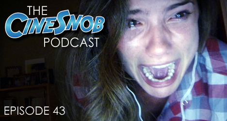 Ep. 43 – Unfriended, discussing the new Star Wars and Batman v Superman trailers, the Wonder Woman director swap, a wrap-up of our Pee-wee's Big Adventure screening, and looking ahead to Tommy Wiseau