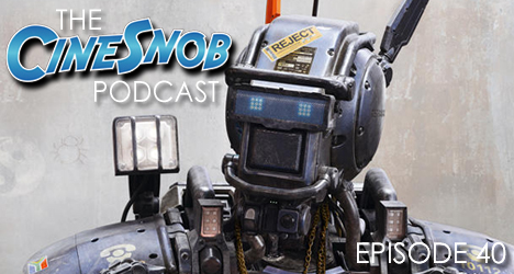 Ep. 40 – Chappie, The King of Kong, the Oscars may go back to 5 best picture nominees, Cary Fukunaga's latest film goes straight to Netflix and what this means for the future of distribution, and Cody talks about seeing Once on stage