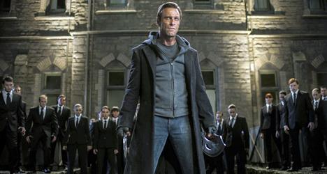 Aaron Eckhart – I, Frankenstein
