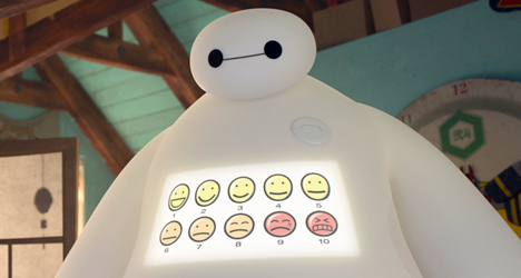 Baymax – Big Hero 6