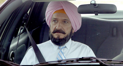 Sir Ben Kingsley – Learning to Drive