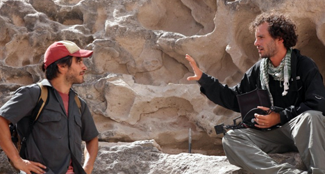 Gael García Bernal & Jonás Cuarón – Desierto