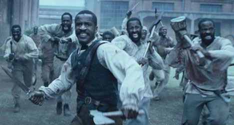 Ep. 89 – The Birth of a Nation, 13th, Logan's hard-R guarantee, and too much political talk