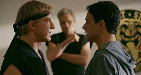 "Bonus Episode 15: Ralph Macchio, William Zabka, Martin Kove, Hayden Schlossberg, Josh Heald and Jon Hurwitz of ""Cobra Kai"""