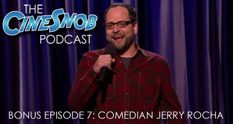 Bonus Ep. 7 – Comedian Jerry Rocha