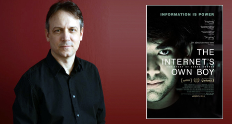 Brian Knappenberger – The Internet's Own Boy
