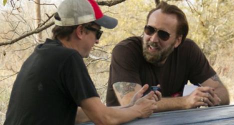 Nicolas Cage & David Gordon Green – Joe