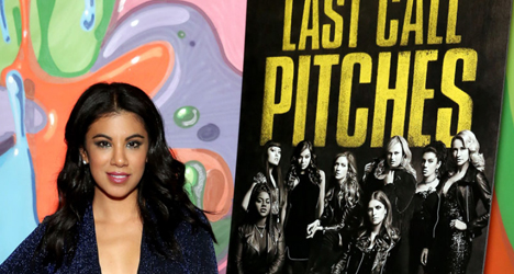 Chrissie Fit – Pitch Perfect 3