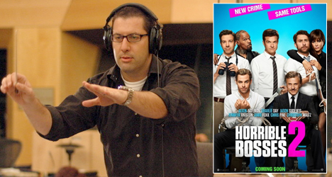 Christopher Lennertz – Horrible Bosses 2