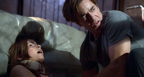Dermot Mulroney & Stephanie Scott – Insidious: Chapter 3