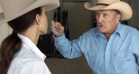 Robert & Luciana Duvall – Wild Horses