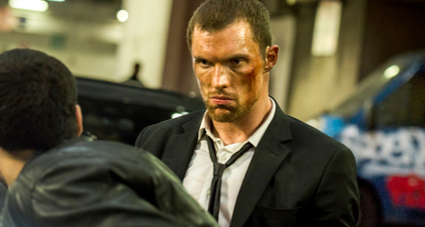 Ed Skrein – The Transporter Refueled