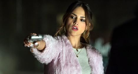 Eiza González – Baby Driver