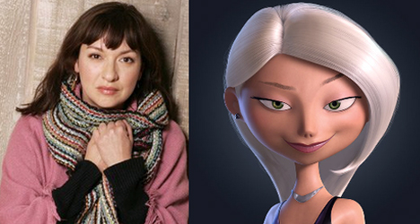 Elizabeth Peña – The Incredibles
