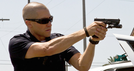 Conflix Resolution – End of Watch