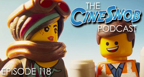Ep. 118 – The LEGO Movie 2: The Second Part, High Flying Bird
