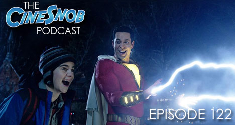 Ep. 122 – Shazam!, Unicorn Store, and the runtime of Avengers: Endgame