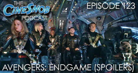 Ep. 123 – Avengers: Engame spoiler-filled dissection
