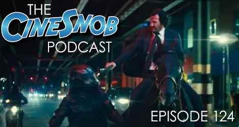 Ep. 124 – John Wick: Chapter 3 – Parabellum, Hail Satan?, and positive discussion of Robert Pattinson as the new Batman