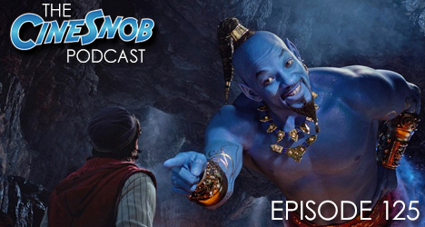 Ep. 125 – Aladdin, Booksmart, and a recap of the San Antonio Symphony's John Williams concert