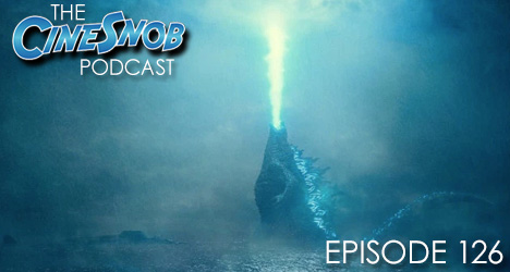 Ep. 126 – Godzilla: King of the Monsters, Rocketman, Running With Beto