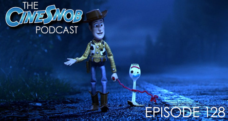 Ep. 128 – Toy Story 4