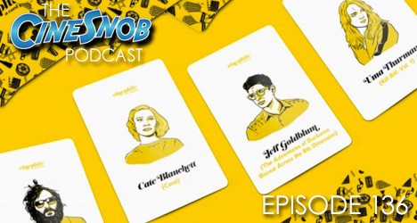 Ep. 136 – Fantastic Fest reviews of The Death of Dick Long and In the Shadow of the Moon, and we play the movie-lovers' card game Cinephile