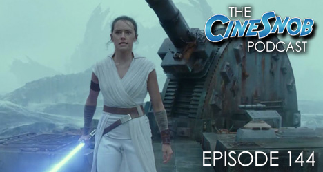 Ep. 144 – Star Wars: The Rise of Skywalker (spoiler-filled), Cats, Bombshell