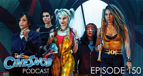 Ep. 150 – Birds of Prey, Jose, and a recap of the 92nd Oscars
