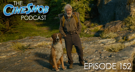 Ep. 152 – The Call of the Wild, Impractical Jokers: The Movie, The Lodge, and The Assistant