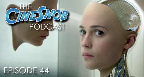 Ep. 44 – Ex Machina, The Age of Adaline, Kung Fu Killer, Adult Beginners, Jared Leto's Joker, and a wrap up of all our events of the past week