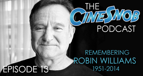 "Ep. 13 – Remembering Robin Williams, re-branding ""Edge of Tomorrow,"" & reviews of ""The Expendables 3"" and ""The Giver."""