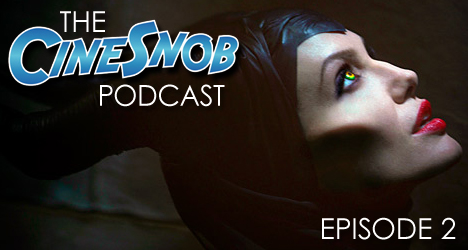 Ep. 2 – Maleficent, A Million Ways to Die in the West, Fed Up, and the saga of Ant-Man.