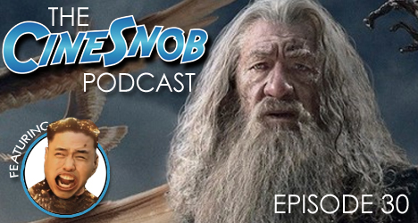 Ep. 30 – The Hobbit: The Battle of the Five Armies, Annie, Wild, Foxcatcher, and Sony caves to North Korea by cancelling The Interview