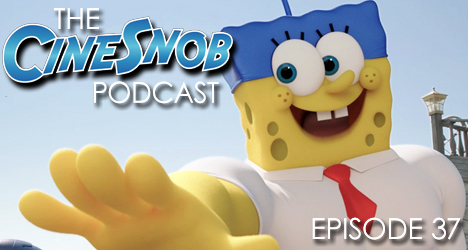 Ep. 37 – The SpongeBob Movie: Sponge Out of Water, Jupiter Ascending, Seventh Son, Oscar shorts, and we're getting a Neighbors 2 and The Hunger Games prequels and sequels.
