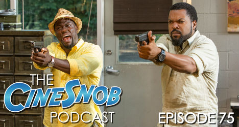 Ep. 75 – Ride Along 2, 13 Hours: The Secret Soldiers of Benghazi, Oscar talk, and the suprise trailer for 10 Cloverfield Lane